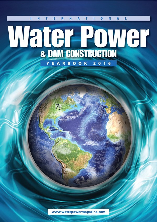 International water power dam construction yearbook print for Recensioni h2o power x