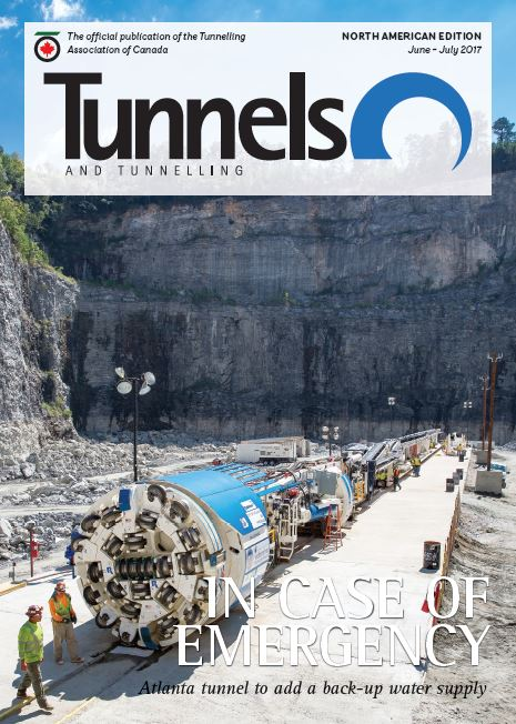 Tunnels & Tunneling – North America : 12 month digital ...