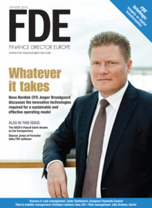 Finance Director Europe FDE051_Cover