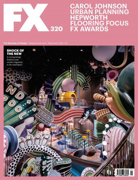 FX magazine latest issue
