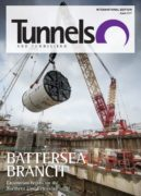 Capture Tunnels and tunnelling june 2017 cover