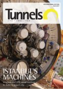 Capture tunnels and tunnelling march 2017 cover