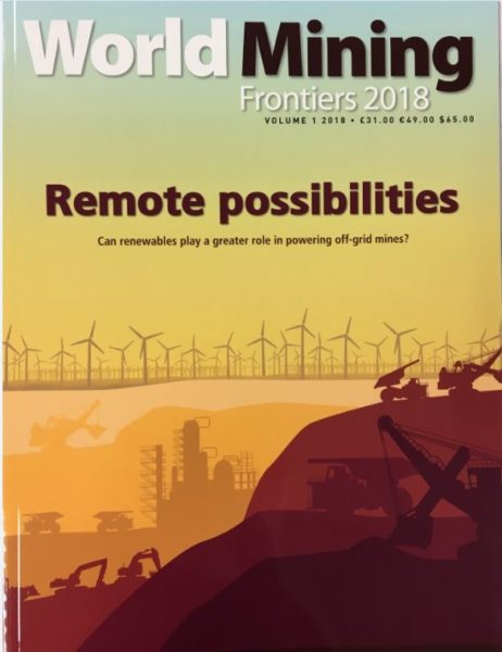 Capture World of Mining 2018