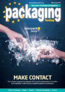 Capture packaging today cover
