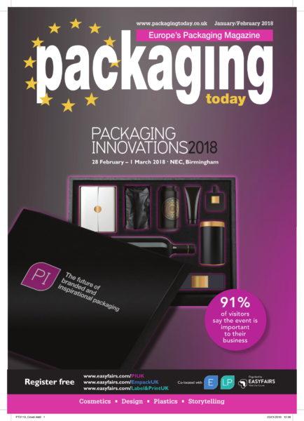 Packaging Today 2018 Jan/Feb