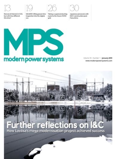 Modern Power Systems cover