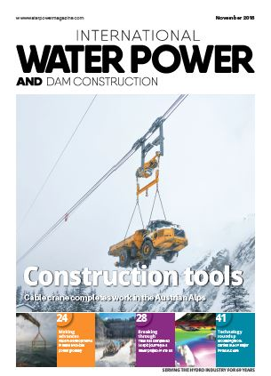 International Water Power Nov 18