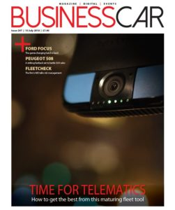 Cover Business Car - July 2018