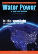 Cover International Water Power may 18