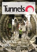 Cover Tunnels and Tunnelling-July 18