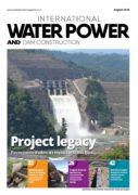 Capture Int Waper Power and Dam Construction Aug 18 cover