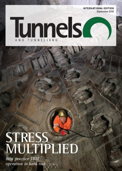 Capture tunnels sept 2018