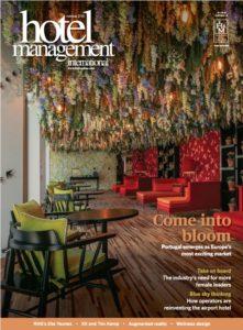 Capture Hotel Management winter 2018 cover