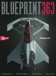 Blueprint April Cover