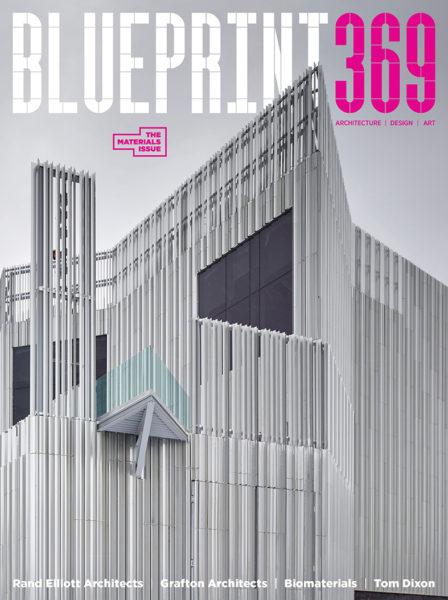 Blueprint magazine recent issue