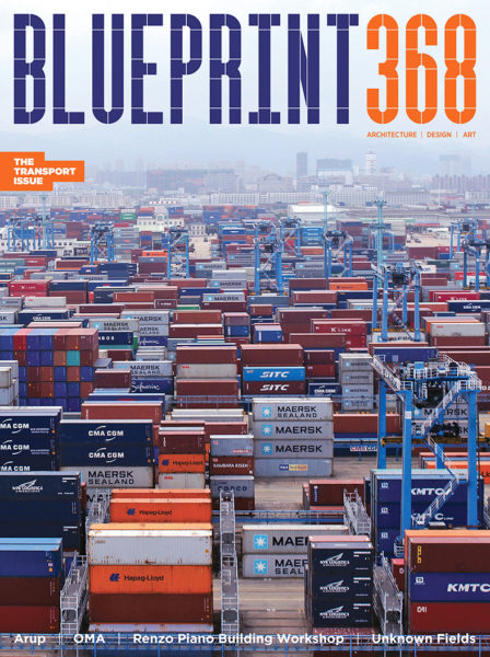 Blueprint magazine latest issue